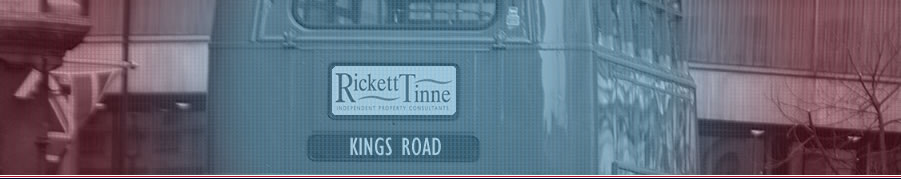 Rickett Tinne Independent Property Consultants for Central London